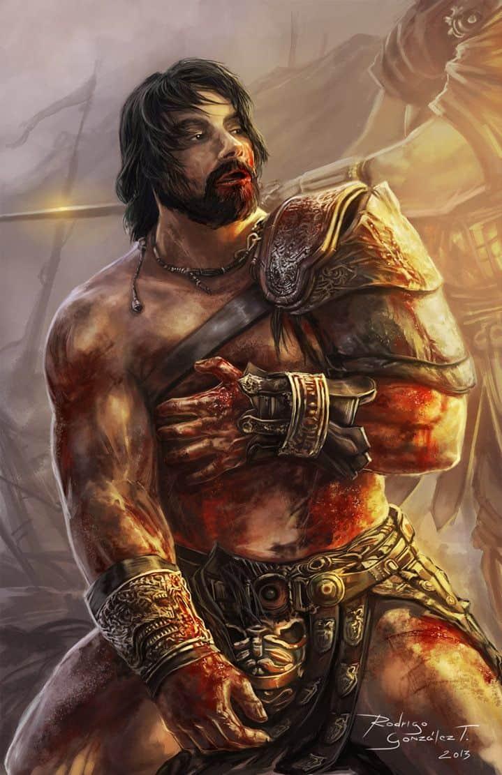 Crixus, Roman gladiator