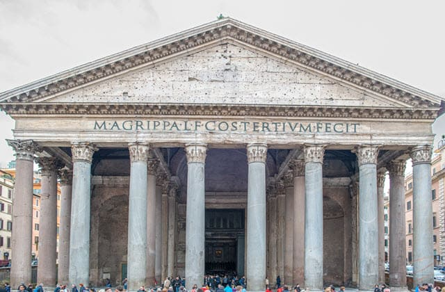 Top 10 Magnificent Ancient Roman Architectures