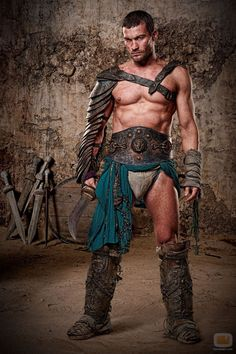 Roman gladiator, Spartacus