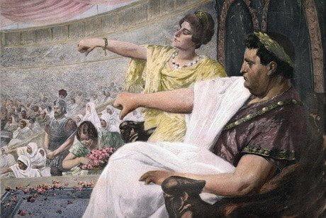 Spiculus roman gladiator