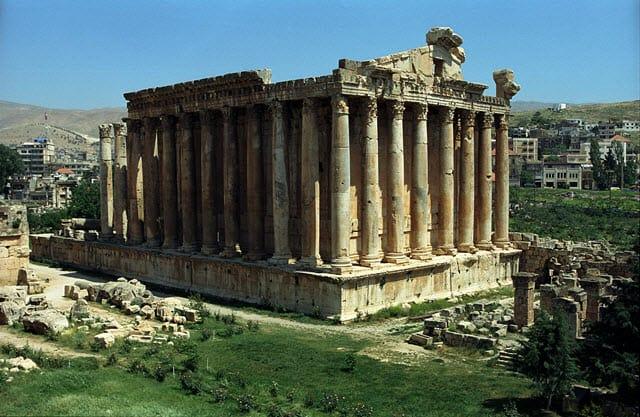 Temple of Baalbek