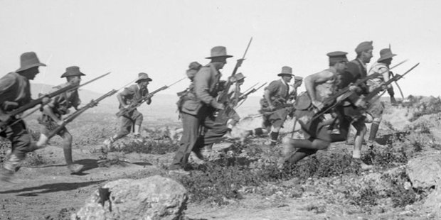 Battle of Gallipoli, World War I