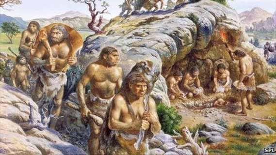 Homo sapiens: early humans