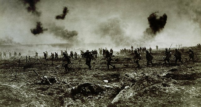 Battle of Arras, World War I