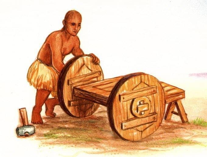Chariot invention mesopotamia