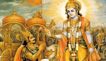 Hindu epic, the Mahabharata