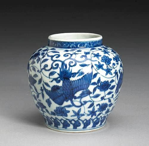 Porcelain: Chinese invention