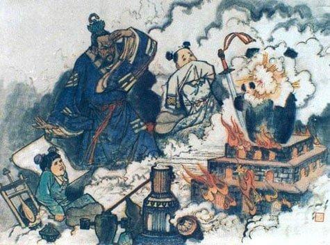 gunpowder chinese invention