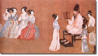 Silk: ancient Chinese invention
