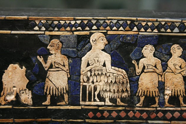 Economy and Society Mesopotamia