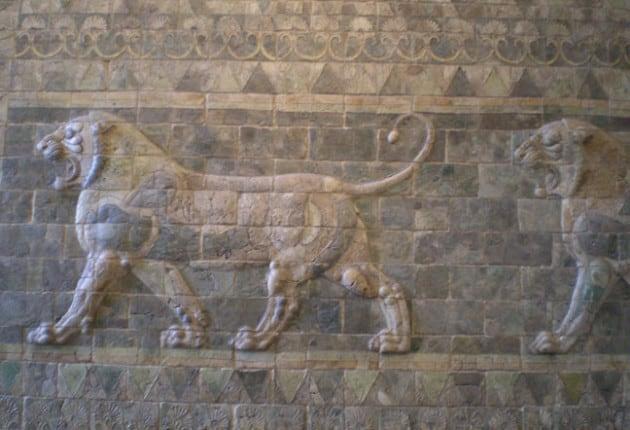 Mesopotamia Arts