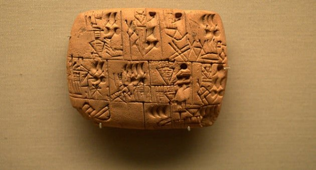 Writing and Language of Mesopotamia