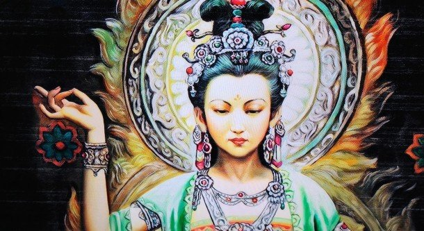 The Pilgrimage Mythology (Kwan Yin)