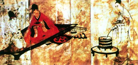 Tofu, ancient China