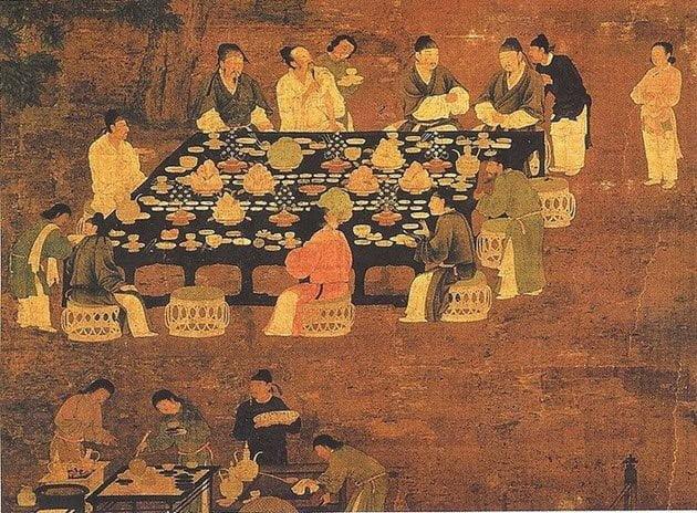 Legume din China antică
