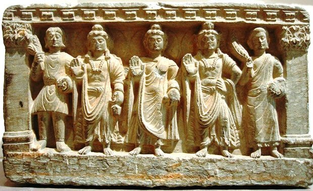 Buddhist architecture and sculpture
