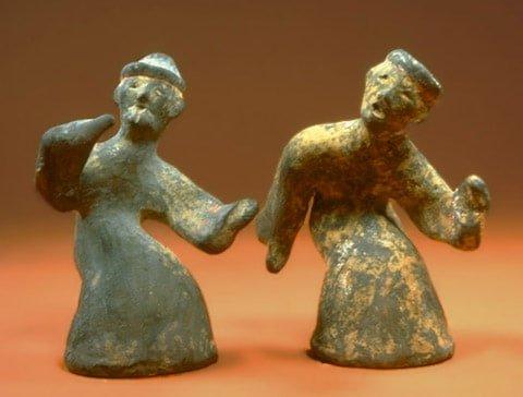 Han art ancient china
