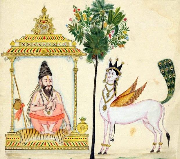 Kamadhenu, Hindu goddess
