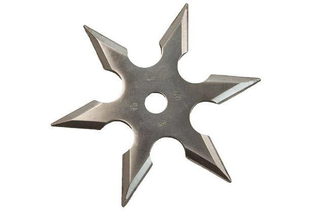 Shuriken weapon