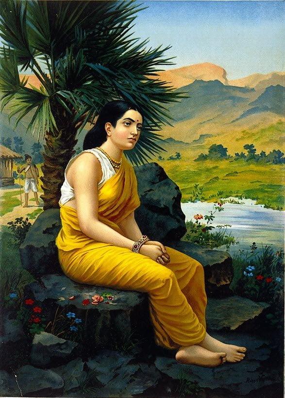 Sita hindu goddess