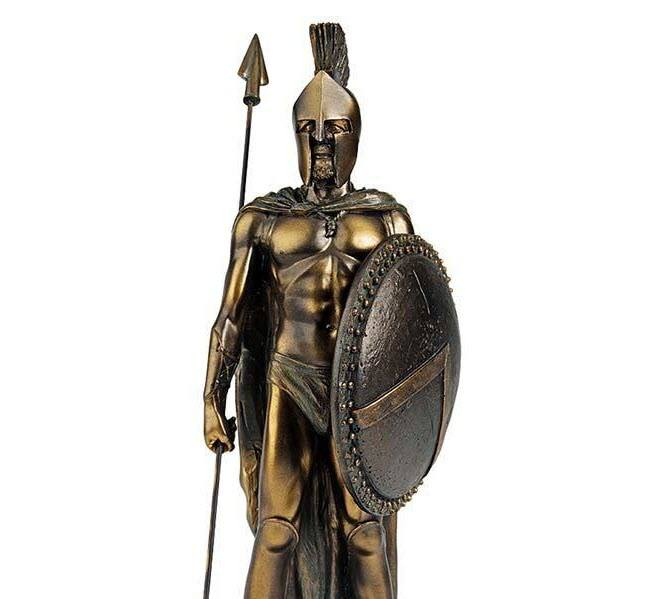 Spartan Hoplon Shield