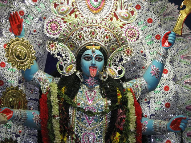 Kali, Hindu goddess