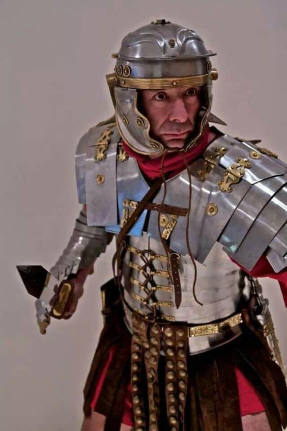 Arm Guards (Lorica Manica)