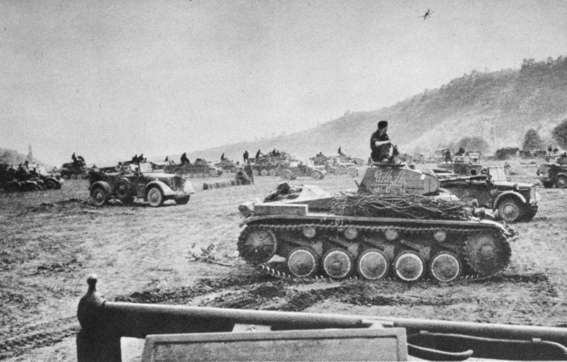 Battle of France, World War II