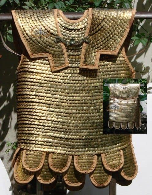 (Lorica Sqaumata) Scale Armor