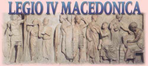 Roman legion Macedonica Legion