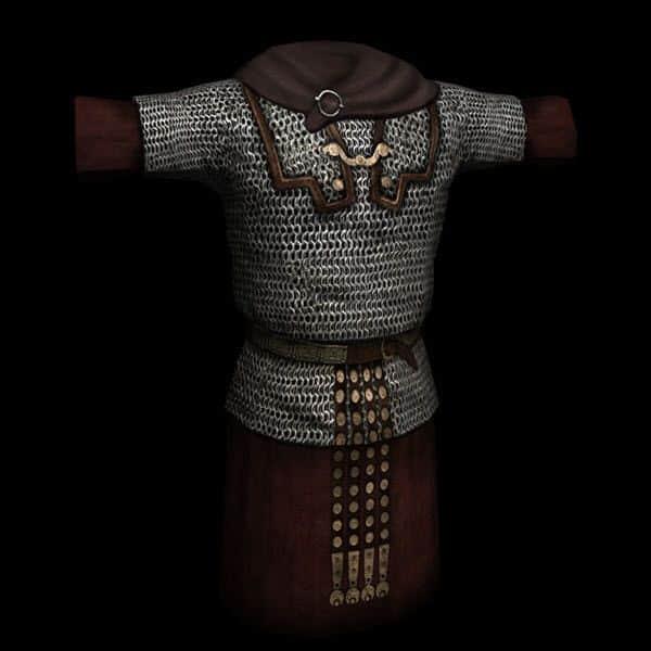 Mail Armor (Lorica Hamata)