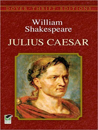 Shakespearean literature, Caesar