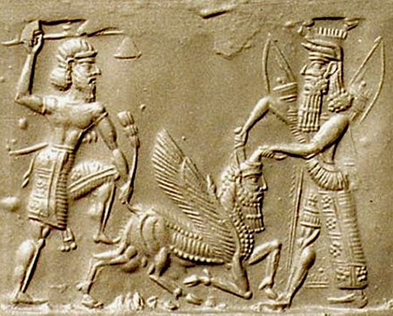 Gilgamesh was ardent to find Utnapishtim