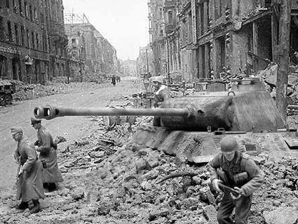Battle of Berlin, World War II