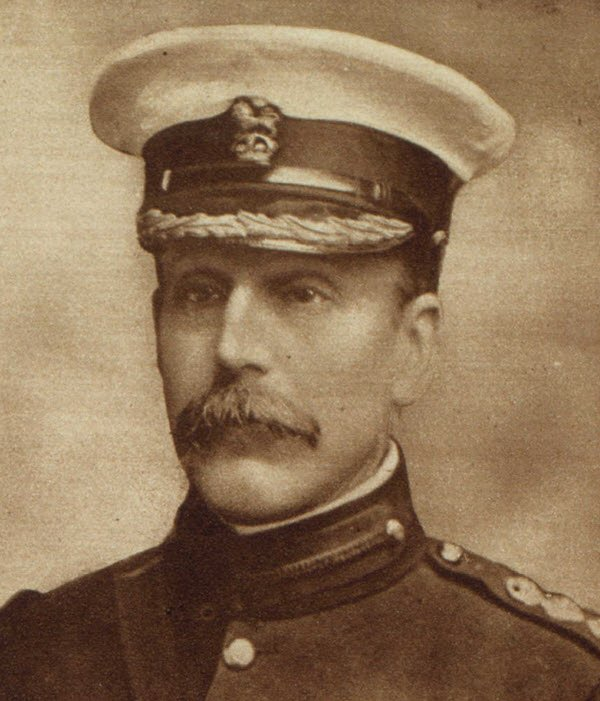 WWI general, Frederick Stanley Maude