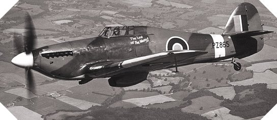Hawker Hurricane, World War II