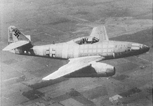 Messerschmitt Me 262, World War II