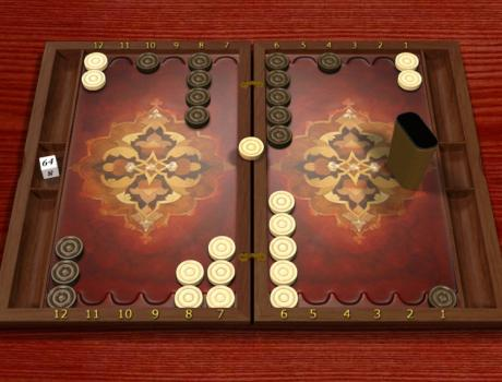 Persian invention: Backgammon