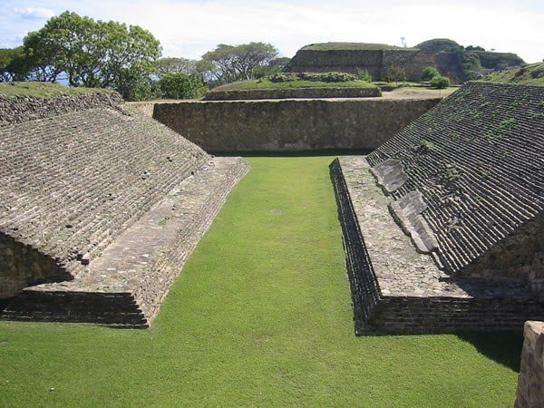 Ball court: Mayan invention