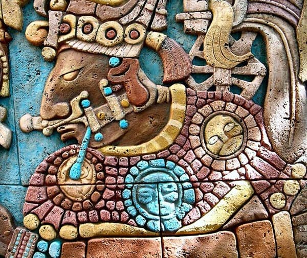 Mayan civilization: the arts