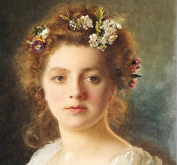 Flora, The Roman Goddess of Flowers and Spring