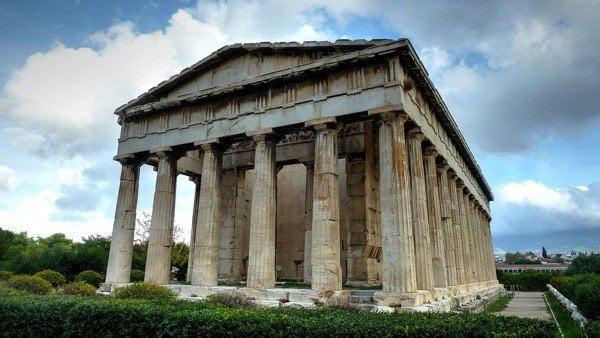 Temple of Hephaestus, Agora