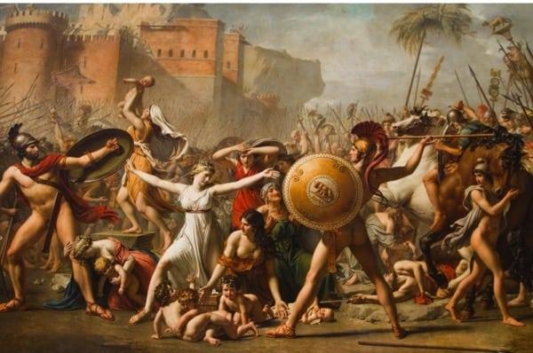 Invasion of the Romans
