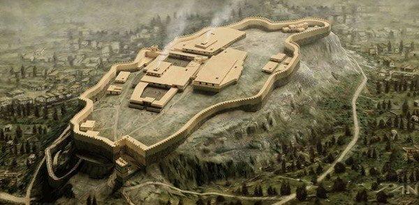 Mycenaean period 1500-1300 BCE