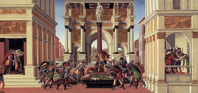 Legend of Lucretia