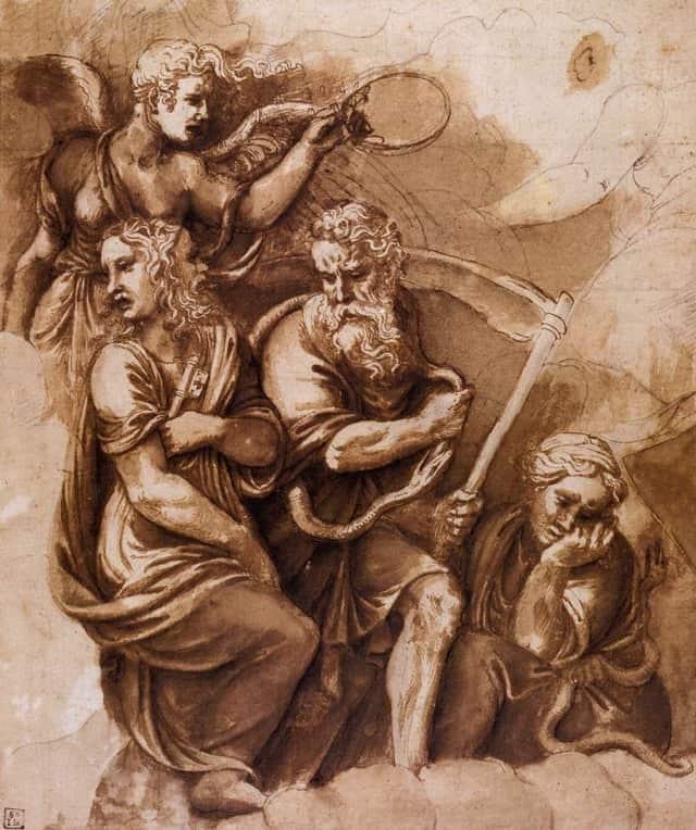 Myth of Janus