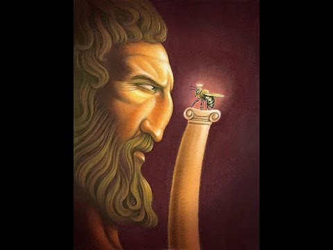 Roman mythology, Jupiter and the bee