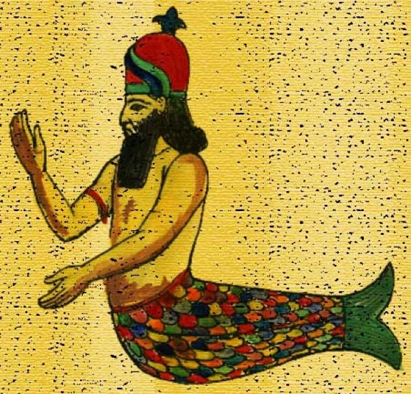 Dagan or Dagon – the God of Crop Fertility