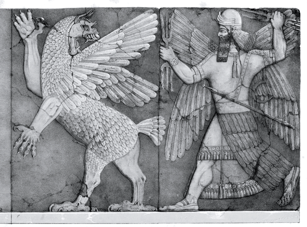 Enlil - The God of Air and Earth