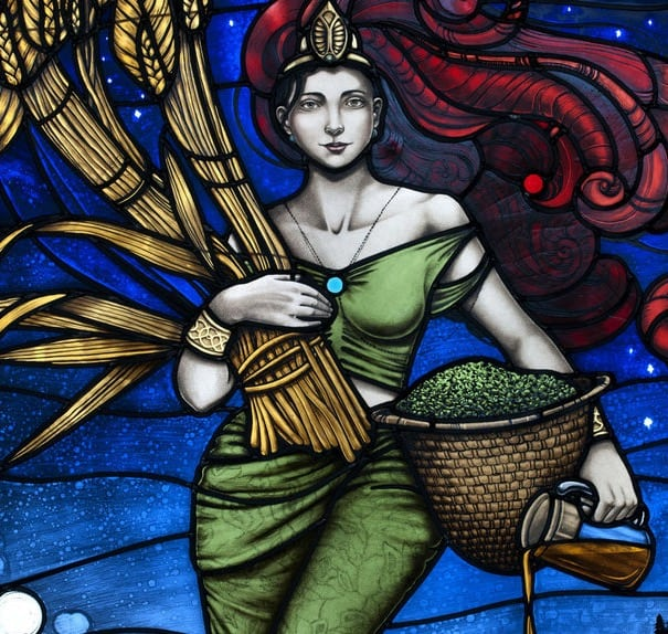 Ninkasi, the goddess of beer